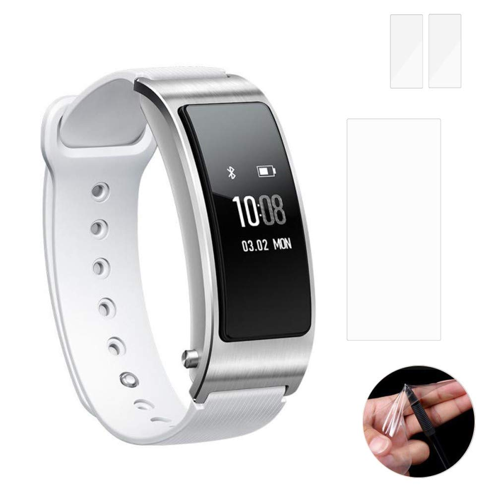 BEST2MOVIL Protector DE Pantalla Compatible con Huawei TALKBAND B3 ...
