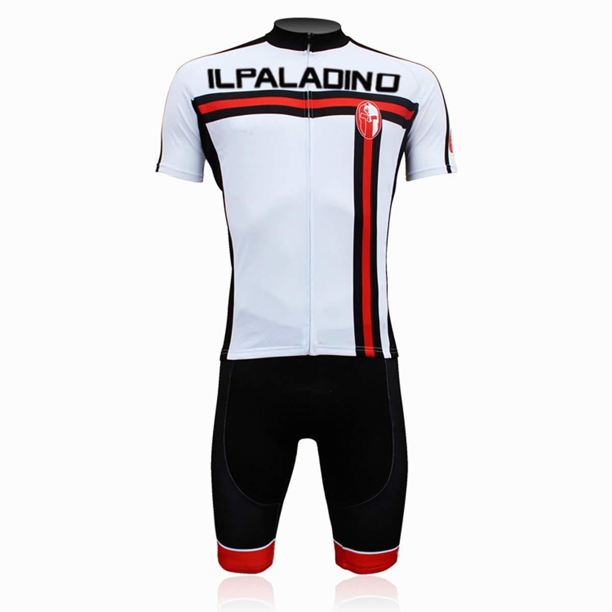 Fahrrad Reitanzug Jersey Herren Sommer Langarm Shirt Frühling und Herbst Atmungsaktives Gewebe Fahrradtrikot LPLHJD