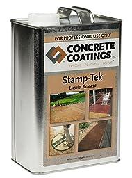 Stamp-Tek Liquid Release