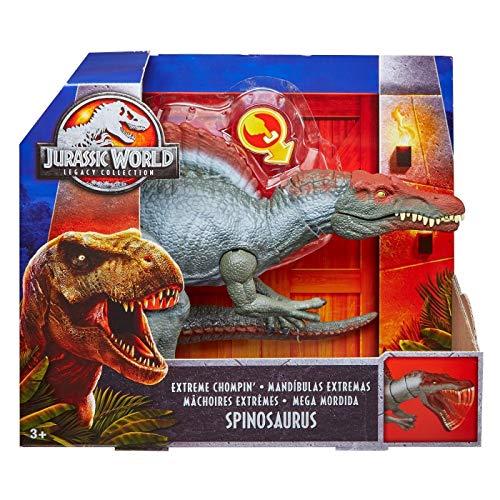 Jurassic World Legacy Collection Extreme Chompin' Spinosaurus Figure