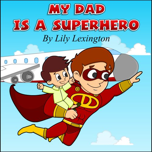 My Da (Toddler Superhero)