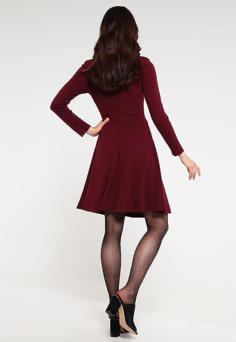 French Gr Jerseykleid Kleid Zinfandel 36 Valentine Damen Connection kX8w0OnP