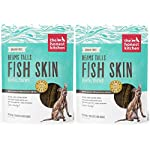 51goNaCAoML. SS150  - Dehydrated Grain Free Fish Skins Dog Chew
