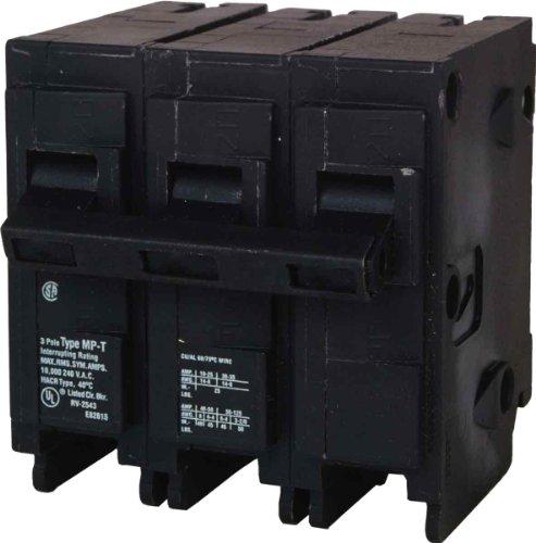MP330 30-Amp Three Pole Type MP-T Circuit -
