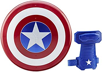 Marvel Captain America Shield & Gauntlet