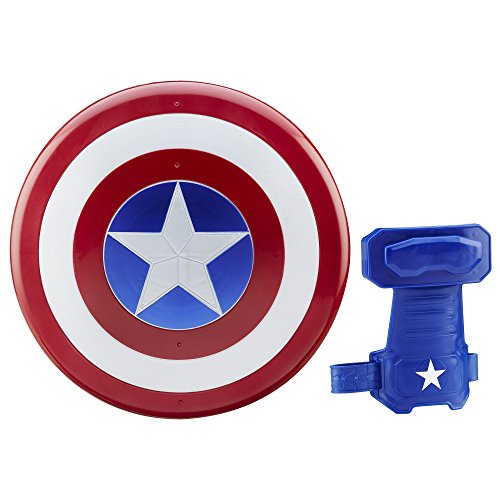 Captain+America Products : Marvel Captain America: Civil War: Magnetic Shield & Gauntlet