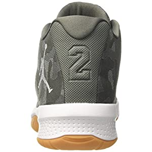 Nike Men's Air Jordan B Fly River Rock/White-Dark Stucco 881444-051 Shoe 9.5 M US