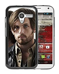 Beautiful Designed Cover Case With Kings Of Leon Members Look Photoset Hair For Motorola Moto X Phone Case