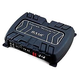Power Acoustik BAMF1-3000D 4500W Class D 5 Channel Amplifier