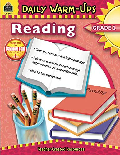 Daily Warm-Ups: Reading, Grade 1: Reading, Grade 1 ()