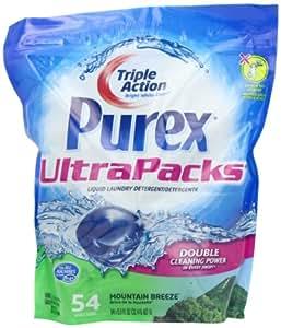 Amazon Com Purex Ultra Packs Liquid Laundry Detergent
