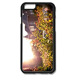 PTCY IPhone 6 Customize Geek Flowers Sunset