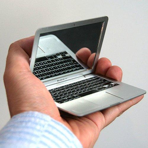 Mirror-Book-Air-Mirrorbook-Notebook-Folding-Compact-Portable-Pocket-Mirror