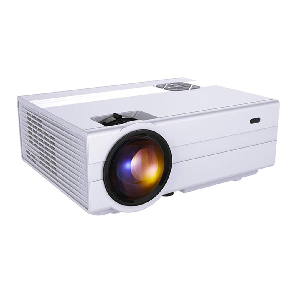 LUOJIE Proyector, proyector portátil Oficina en casa Proyector HD ...