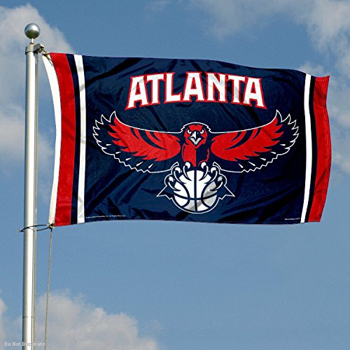 WinCraft NBA Atlanta Hawks 3x5 Flag