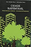 capa de Cidade Sustentável. Direito Urbanístico e Ambiental. Instrumentos de Planejamento