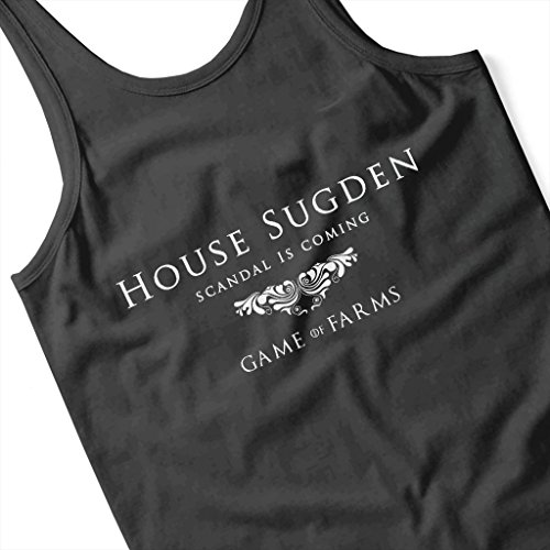 Coto7 EMMERDALE Game Of Thrones Mix House Sugden Game Of Farms Women's Vest