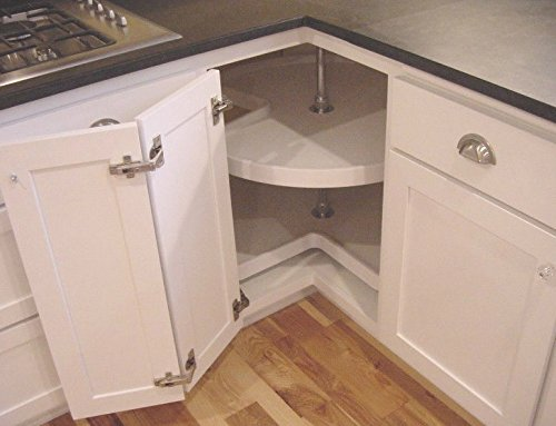 & Lazy Susan Face Frame Hinges Hardware Package - - Amazon.com