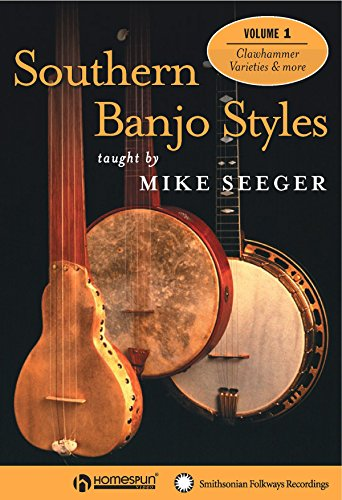 Southern Banjo Styles - Vol 1 [Instant Access]