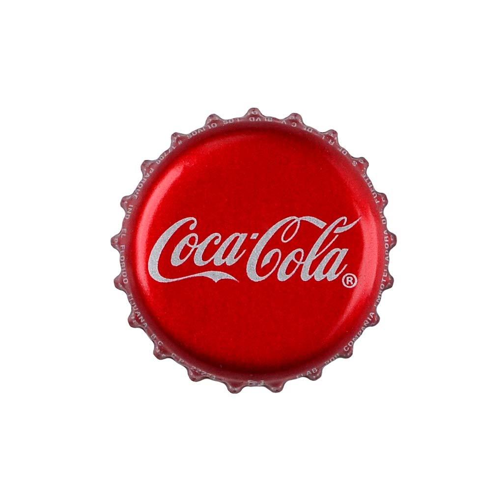 Quality Handcrafts Guaranteed Coke (R) Bottle Cap Lapel Pin by Quality Handcrafts Guaranteed