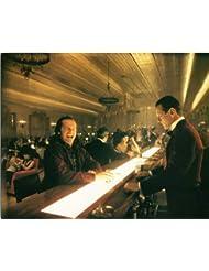 The Shining Jack Nicholson Joe Turkel in bar grinning 16x20 Poster