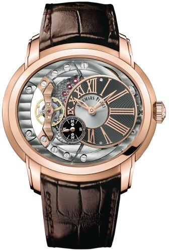 Audemars-Piguet-MILLENARY-4101-Rose-Gold-Ref-Number-15350OROOD093CR01