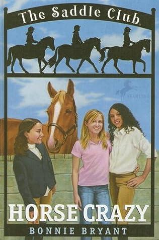book cover of Horse Crazy