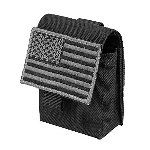 Waist Utility Pack Pouch (AMYIPO Multi-Purpose Compact Waist Bags Small Utility Pouch Military Molle Pouch Tactical Sundries Storage Bag)