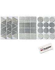 Salzmann 3M reflecterende stickers voor buitengebruik - waterdichte stickers voor auto's, motorfietsen, helmen - gemaakt met 3M Diamond Grade reflecterend materiaal