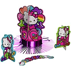 Table Decorating Kit | Hello Kitty Rainbow Collection | Party Accessory