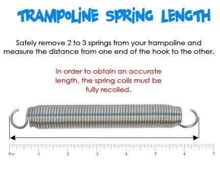 Trampoline Mat For 14 Frames Has 72 V Rings Fits 6 5 7