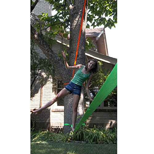 Slackers Classic Series Slackline Kit by Slackers (Image #1)