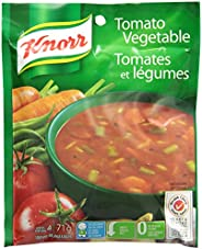 Knorr Dry SoupMix for an Easy Classic Soup Tomato Vegetable Provencale No Artificial Flavours and Low Fat 71