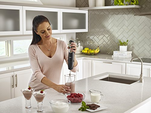Braun MQ777 Multiquick 7 Hand Blender, Black