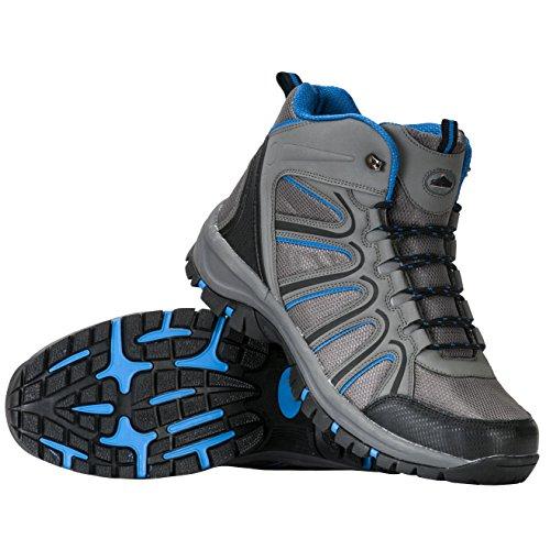 Portwest FW49 - Damas de la corte del zapato S1 42/8, color Negro, talla 42 Negro
