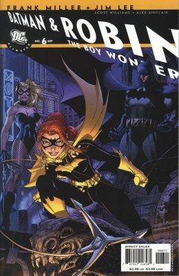 All Star Batman and Robin #6