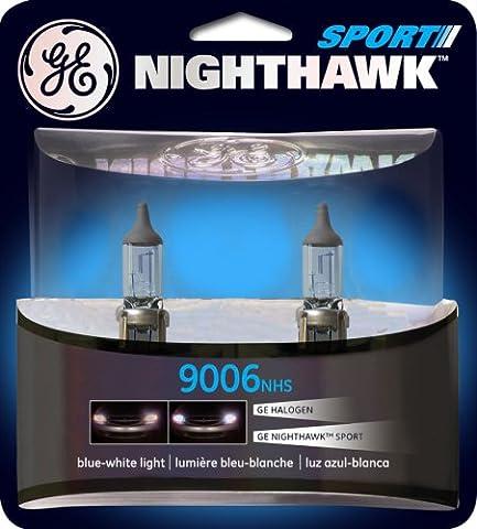 GE Lighting 9006NHS/BP2 Nighthawk Sport Halogen Replacement Bulb, 2-Pack - 2000 Camaro Headlights