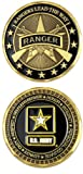 ranger coin - U.S. ARMY RANGER Challenge Coin-Eagle Crest 2551 by Eagle Crest