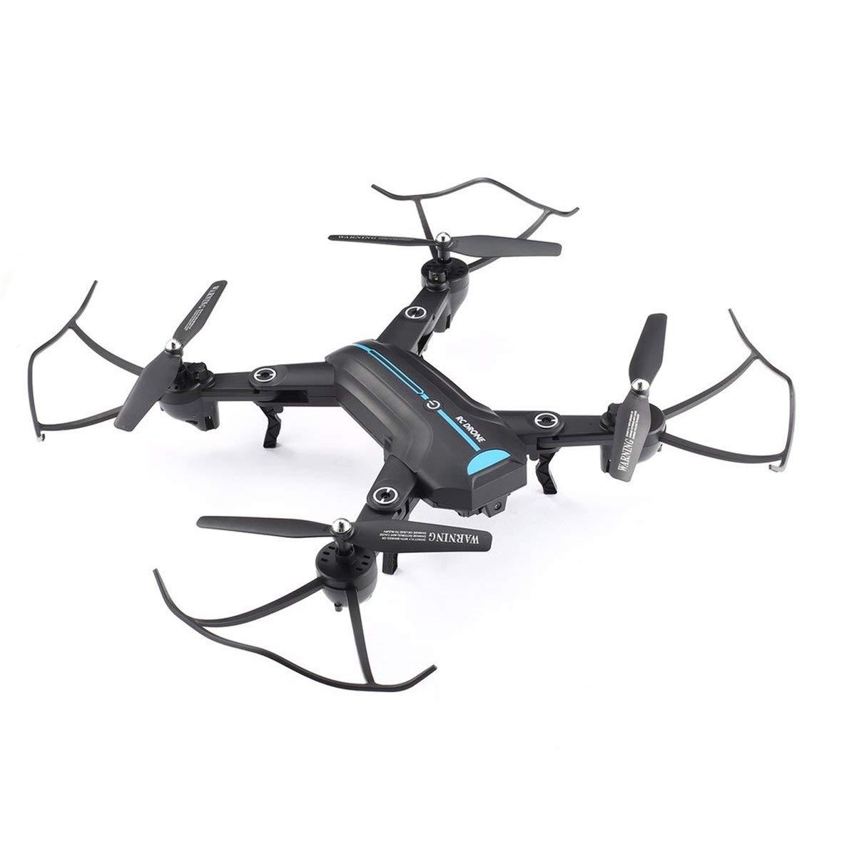 ToGames A6W Faltbare RC Drone 2,4 GHz Wi-Fi FPV mit Live-Kamera Video RTF Flugzeug Quadcopter Schwerkraft-Sensor Höhe Halten Headless