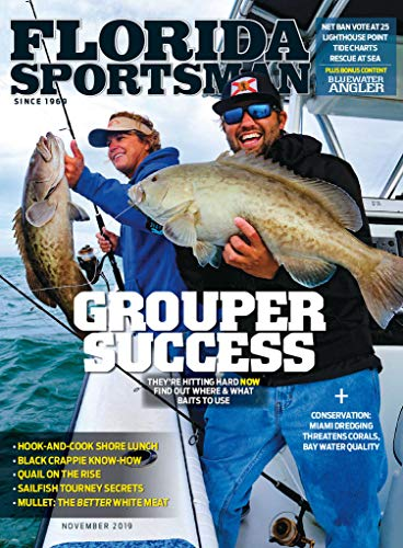 Florida Sportsman (Magazine Design Florida)