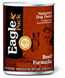 Eagle Pack Natural Pet Food for Dogs, Canned Beef Formula, 12-Pack of 13.2-Ounce Cans, My Pet Supplies