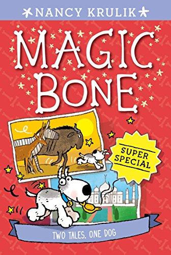 Amazon.com: Super Special: Two Tales, One Dog (Magic Bone ...