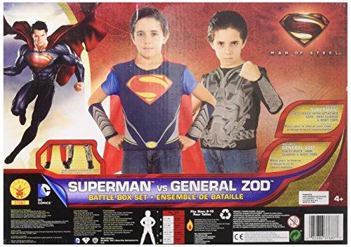 (Superman: Man of Steel Superman vs. Zod Battle Box)