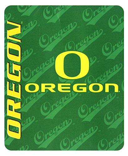 (Oregon Ducks Lightweight Fleece Blanket (50