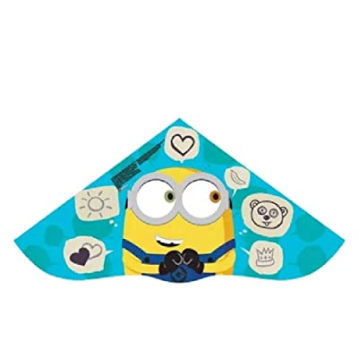 "XKites Despicable Me Minion 42"" Delta Kite: Toys & Games"