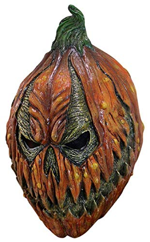 Ghoulish Masks Wraith Pumpkin Adult Mask Standard