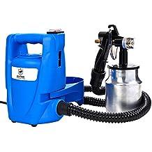 Goplus Electric Paint Sprayer Gun W/ Hose Cooling SYS 650W