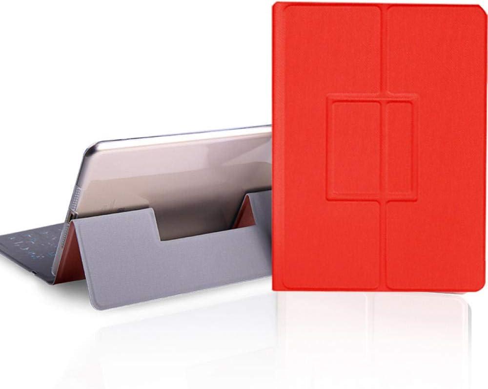 -red/_Pro 11 inches ZHEN LI Tablet PC Bluetooth Keyboard Waterproof Case Gray