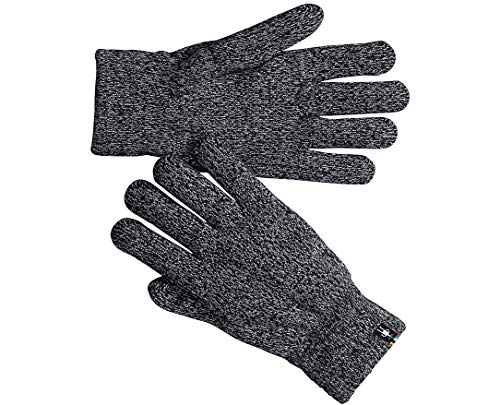 Smartwool Unisex Merino Wool Glove - Touch Screen Compatible Outerwear for Men and Women