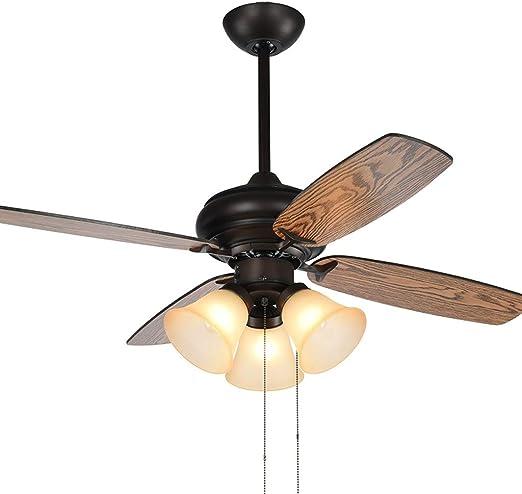 Luz del ventilador de techo Ventilador de Techo Ventilador Ligero ...
